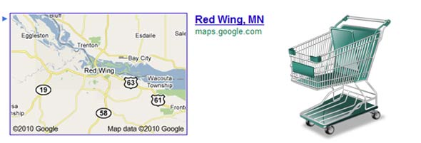 eCommerce Web Design in Red Wing, MN