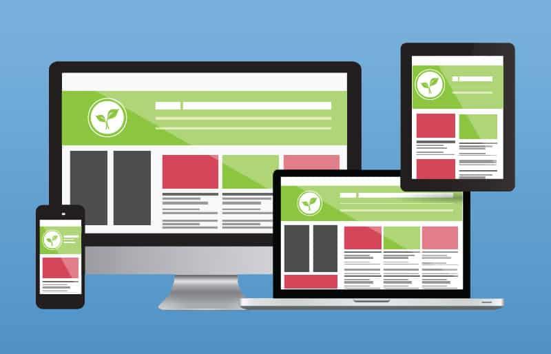 Responsive Web Design Service