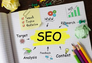 Notes About SEO Concept