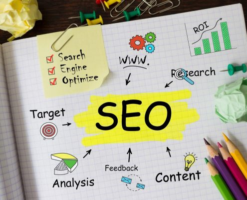 Notes About SEO Concept and Strategies