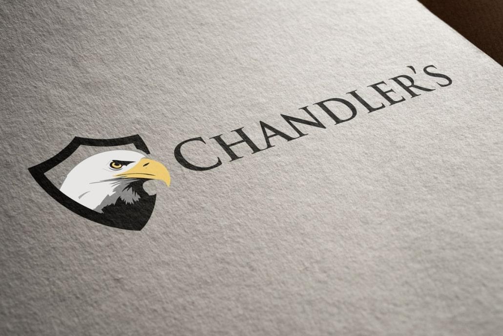 Chandler Logo Design