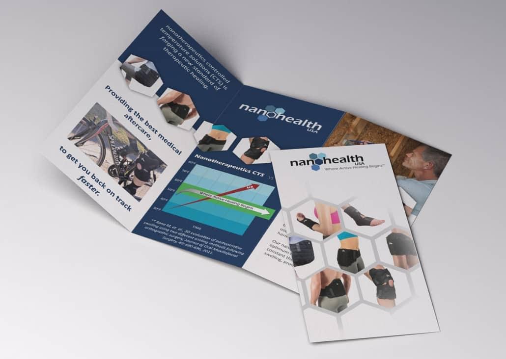 Tri-fold-Brochure Design