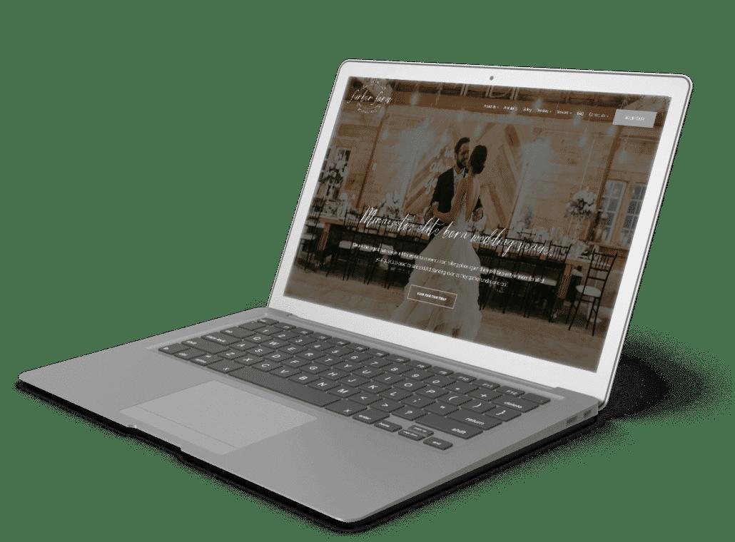 Website Design Furber Farms