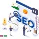 Sievers Creative - SEO Search Engine Optimization Graphic