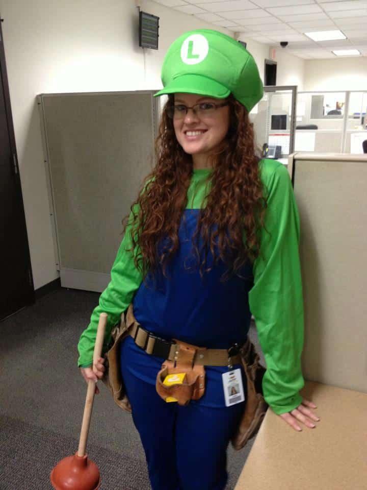 Jessica Halloween