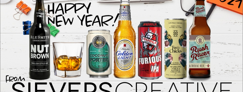 Happy New Year from Sievers Creative!