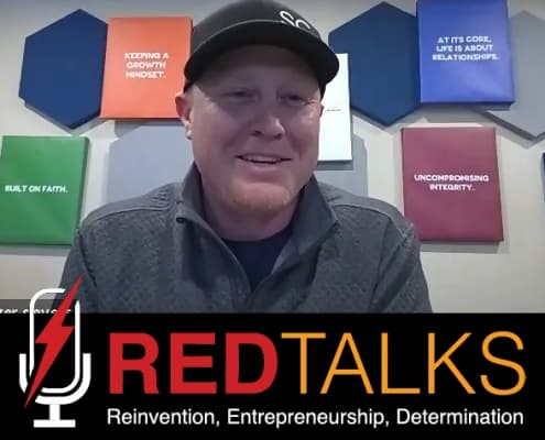 Roger Sievers featured on RED Talks